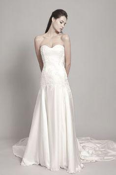 Robe de mariée: les tendances 2015 - L'Express Styles