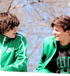 Harry's and Louis on St. Patrick's Day 2012
