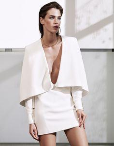 Publication: The Edit May 2015 Model: Crista Cober Photographer: Alique Fashion Editor: Morgan Pilcher Hair: Franco Gobbi Make-up: Petros Petrohilos