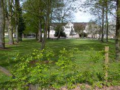Parc du Jardin Perdu et le home