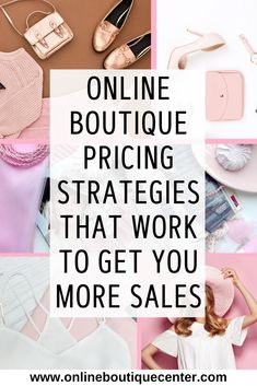 There are several ways to master pricing when it comes to your online boutique or online store. We go over two of the most popular strategies that have proven to intrigue customers and get you more sales for your store. Learn how to price your products Business Marketing, Social Media Marketing, Content Marketing, Online Business, Retail Business Ideas, Business Logos, Business Wear, Marketing Plan, Business Tips