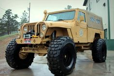 Military Jeep in full desert glory. Jeep Suv, Jeep Truck, Jeep Willys, Jeep Mods, Jeep Pickup, Jeep Wrangler Jk, Jeep Wrangler Unlimited, Jeepster Commando, Jeep Wheels