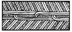 Rauponga Pattern represents ribs of the ancestor Polynesian Art, Maori Designs, Hybrid Design, Maori Art, Wood Carving Patterns, Woodcarving, New Pins, Zentangles, Surface Pattern
