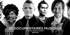 20 documentaires musicaux à voir absolument | Mowno