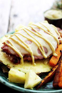 Grilled Malibu Chicken Recipe - RecipeChart.com
