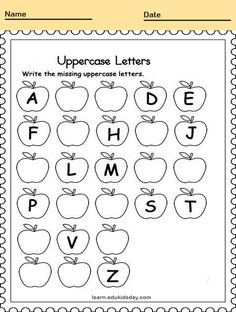 #PrintableTracing uppercase letters #kids tracing #tracingletter #tracinglettersworksheets #tracinglettersactivities #worksheet #printable #education #letter Printable Handwriting Worksheets, Verbal Cues, Tracing Letters, Connect The Dots, Effective Communication, Letter Writing, Phonics, Teaching Kids, Good Books