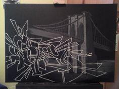 Brooklyn Brooklyn, Painting, Art, Painting Art, Paintings, Kunst, Paint, Draw, Art Education