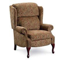 Lane Furniture - Savannah High Leg Recliner Chair -2530-R