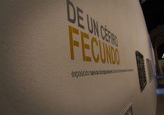 """Exposición: """"De un céfiro fecundo"""". Nuevas incorporaciones a la colección de arte contemporáneo de la Universidad de Granada. Foto: Irene Beas."""