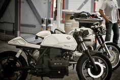 BMW K Series caféracer