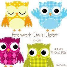 Clip Art Picutres, Clipart, Clip Art, Patchwork Owls Clipart, Owls Clip Art - Commercial and Personal Owl Clip Art, Owl Art, Diy Pour Enfants, Owl Theme Classroom, Clip Art Pictures, Owl Crafts, Crochet Baby Shoes, Cute Owl, Planner Stickers
