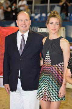 Charlotte Casiraghi Photos - 10th International Monte-Carlo Jumping - Longines Global Champions Tour of Monaco : Day Three - Zimbio