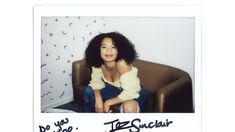 'Chilling Adventures Of Sabrina' Star Jaz Sinclair Takes On The Bustle Booth Jaz Sinclair, Rosemary's Baby, Hp Harry Potter, Fall Tv, Rose Marie, The Exorcist, Scary Movies, Bustle, Celebs