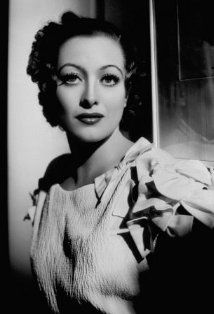 Joan Crawford - actress - lived in Lawton, Oklahoma during her childhood