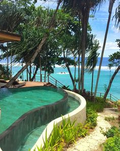 Private Pool - Mamole Treehouse Nihiwatu Resort
