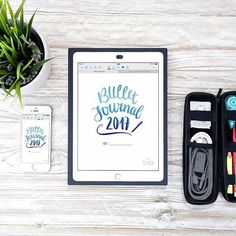 I use a bullet journal instead of a normal calendar - Digital on my iPad with GoodNotes. There are free templates for 2017 Download!