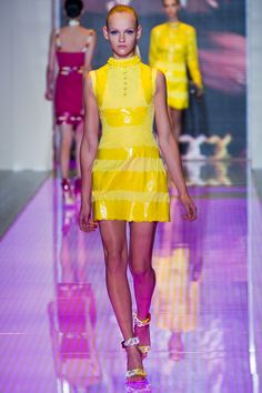 Versus Versace Spring 2013 Ready-to-Wear - Collection - Gallery - Style.com