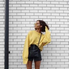 Frantically stocking up on knitwear  wearing all @weekday_stores.    Weekday open their 2nd UK store in Westfield Stratford on November 3rd, head to their facebook event for more info. #Spon