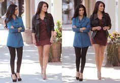 OMG I love their styles <3333