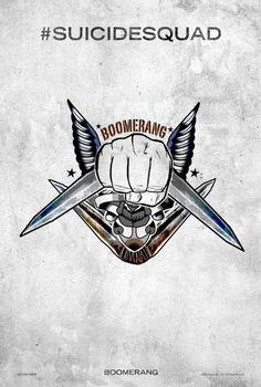 Captain Boomerang — Jai Courtney
