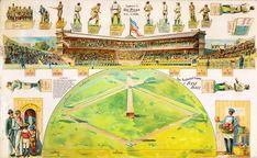 Color Baseball - Philadelphia Press Supplement - May 3, 18… | Flickr May 3, Paper Toys, Philadelphia, Taj Mahal, Explore, Baseball, Photography, Travel, Color