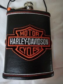 Harley Davidson Flask   eBay