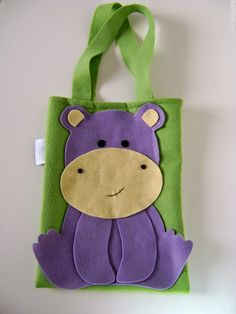 Paper Crafts For Kids, Baby Crafts, Safari Party, Safari Theme, Felt Games, Animal Bag, Cat Purse, Denim Purse, Fabric Toys