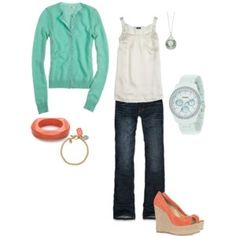 Another great easy outfit