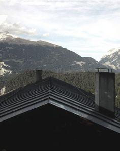 Gugalun House by Peter Zumthor, 1994