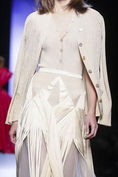 Jean Paul Gaultier Couture Spring Summer 2015 Paris - NOWFASHION