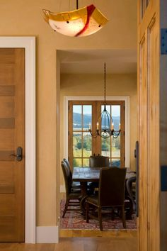 Wide Window With Sliders Mountain Home Pinterest