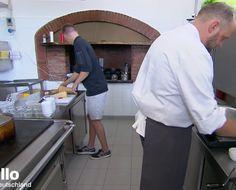Hotel La Riana in Perinaldo, Liguria Chef Jackets, Restaurant, Diner Restaurant, Restaurants, Dining