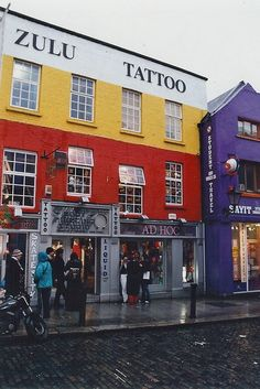 Killer tattoo shop in Dublin.  Got inked here.