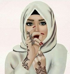 Jason Brooks: Artist and illustrator specialising in fashion, music,design,interiors and lifestyle illustrations. Girly M, Beautiful Girl Drawing, Cute Girl Drawing, Hijabi Girl, Girl Hijab, Muslim Girls, Muslim Women, Cute Girl Pic, Cute Girls