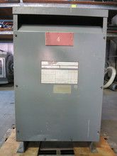 FPT 37.5 kVA 240 x 480 - 120/240 28681 16B Single Phase Dry Type Transformer 1PH (PM2011-1). See more pictures details at http://ift.tt/2bdeM6b