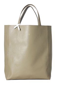 Everyday Vegan Tote By Angela Roi In Ivory Haute Couture Designers Handbags