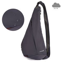 VITCHELO® Waterproof Sling Bag With Adjustable Strap