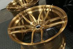 McLaren MP4-12C ADV.1 wheels ADV005 MV1 CS