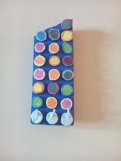 Colerfull keychain hanger Coasters, Hanger, Triangle, Art, Art Background, Clothes Hanger, Coaster, Clothes Hangers, Kunst