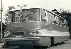 Ikarus Prototípus 1959 New Bus, Bus Coach, Busses, Coaches, Motorhome, Budapest, Beds, Transportation, Tourism