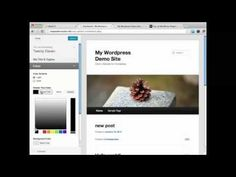 Wordpress 3.5 Video 7: How To Choose and Install A New Theme - http://www.howtowordpresstrainingvideos.com/wordpress-training-videos/wordpress-3-5-video-7-how-to-choose-and-install-a-new-theme/