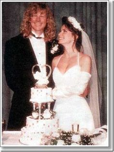 Shania Twain and Mutt Lange...The Country Songstress & The Rock Producer...It Looked Perfect From the Outside, But the Babysitter Seemed to Change It All...Soon, Lange Had Left Sultry Shania & Twain Is Now Married To the Babysitter's Ex....And HAPPY!!