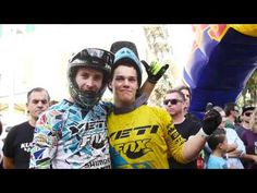 Up Front: EWS 2016 Round Two - Bariloche #enduro #MTB #extreme #sports
