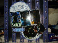 tom that rocks 23feb'10 - Scrapbook.com