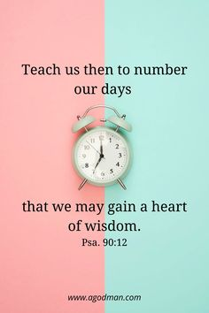 Teach us then to number our days that we may gain a heart of wisdom. Psa. 90:12 Christian Encouragement, Words Of Encouragement, Beautiful Songs, You Are Invited, Quotes About God, God Is Good, Gain, Omega, Recovery