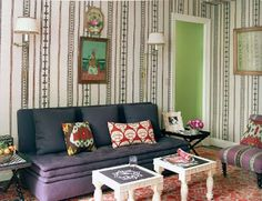 Down and Out Chic: general decor