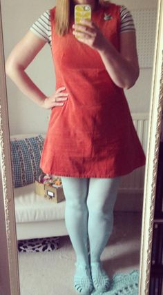 Kath's Francoise dress - sewing pattern by Tilly and the Buttons