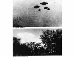 Die CIA hat zahlreiche Geheimdokumente über UFO-Beobachtungen zur Veröffentlichung freigegeben. Unbekannte Flugobjekte sollen in Deutschland, im Kongo und der ehemaligen UdSSR gesichtet worden sein…