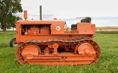 Allis-Chalmers Model K Crawler Tractor
