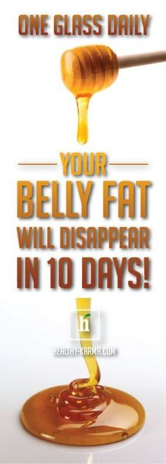 ONE GLASS DAILY – YOU BELLY FAT WILL DISAPPEAR IN 10 DAYS!